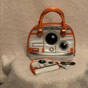 BB8 Star Wars Loungefly Dome Bag